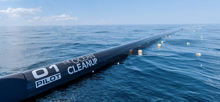 Caribou360 supports The Ocean Cleanup and you can too!